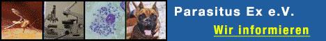 Parasitus Ex e.V. - Verein zur Grundlagenforschung von parasitären Erkrankungen